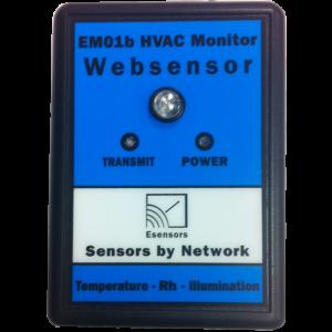 Nagios Temperature humidity Sensor