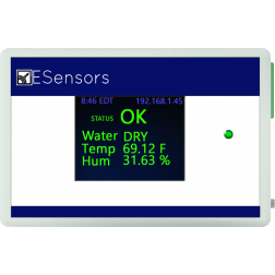 Advanced Water/ fluid Leak Detector - AQUO Xe