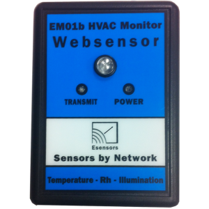 Nagios Temperature humidity Sensor