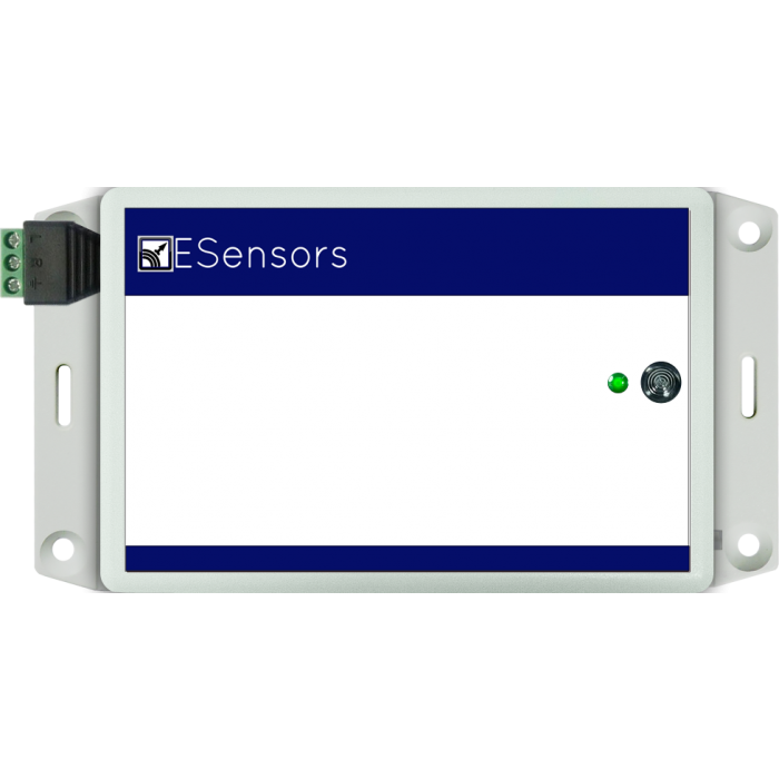 Humidity And Temperature Sensor For Server Room