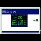 Server room temperature monitor