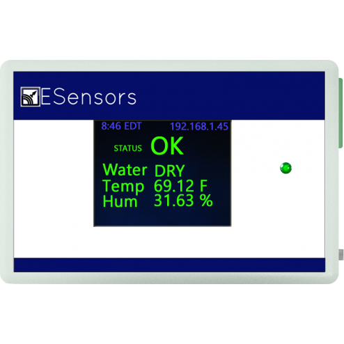 Advanced Water Detector