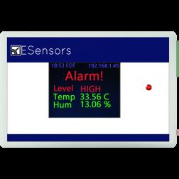 Avanzado Monitor ambiental - EM32-Xe