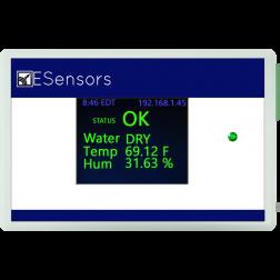 先进的水泄漏 / 洪水探测器 - AQUO Xe